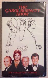 The-Carol-Burnett-Show-NEW-SEALED-VHS-Collectors-Edition-Jim-Nabors-Ken-Berry