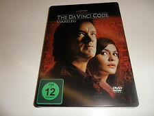 DVD  Da Vinci Code, The - Sakrileg - Steelbook Edition