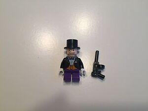 LEGO-Batman-Penguin-Minifig-Minifigure-Lot-7783-Batcave