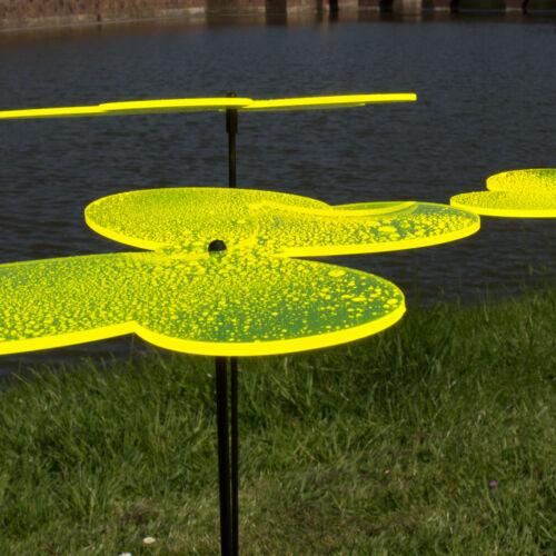 Farbmix Sunplay Capture ø10cm 3er-set Suncatcher Jardin Connecteur schmetterl