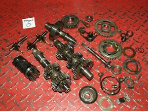Getriebe gear box Yamaha XT 600 3TB 3UW