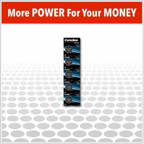 Knopfzellen CR2032  CR2430  CR2450 Varta Duracell  Kodak  Camelion Batterien !