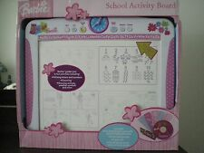 NEW Barbie School Activity Board -Ages 3+