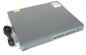 Cisco-Catalyst-2960S-WS-C2960S-24PS-L-V02-24-Port-PoE-switch-w-STACK-amp-cord