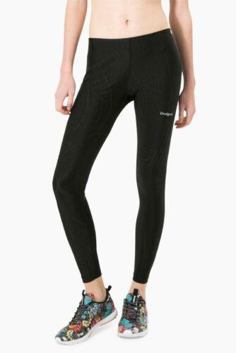 Desigual Sport Legging *LEGGING/_ESSENCIALS BLACK//ESMER*  negro