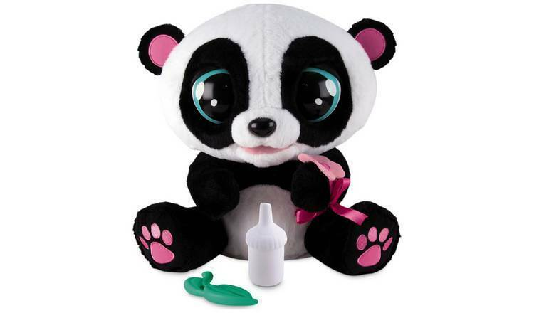 Club Petz 95199 Yo Yo The The Panda Toy
