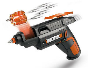 WORX WX254L.3 SD Semi-Automatic Cordless Screw Driver
