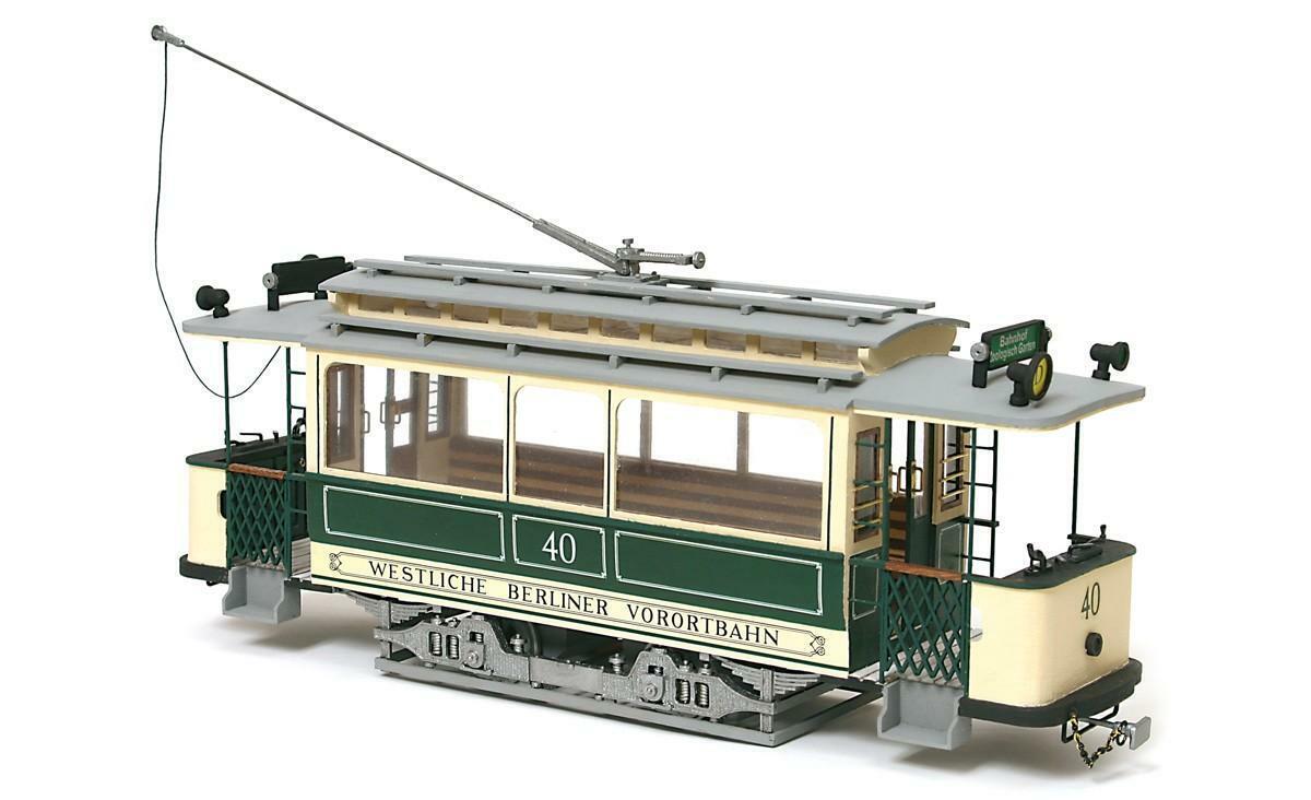 Tram Berlin Occre  modellino ferroviario art 53004