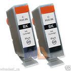 2 BLACK PGI-5 PGI-5BK Canon PGI5 Ink Cartridge for Canon MX700 iP3300 iP3500