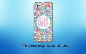 wholesale dealer 99483 d8e6f Details about iPhone X iPhone 8 Case, Lilly Pulitzer inspired iPhone  6,iPhone 6 Plus iPhone 7