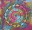 Indian-Mandala-Tapestry-WallHanging-Mandala-Elephant-Bed-Throw-Boho-Cover thumbnail 3