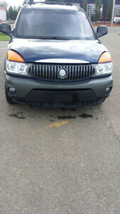 2003 Buick Rendezvous CX WITH Remote Starter