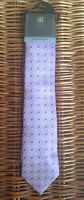Men's M&s Collection Tie - Lilac - With Tag