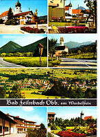Bad Feilnbach / Obb. am Wendelstein ,1983 gelaufene AK