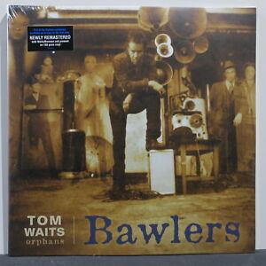 TOM-WAITS-039-Bawlers-039-Gatefold-Remastered-180g-Vinyl-2LP-NEW-SEALED