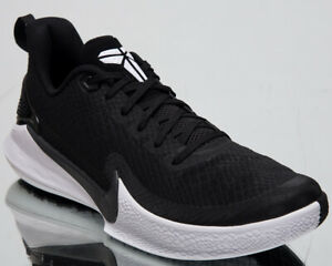 the best attitude f6436 f202a Image is loading Nike-Mamba-Focus-Men-039-s-New-Black-