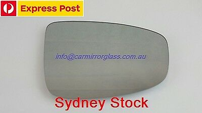 RIGHT DRIVER SIDE MAZDA CX-5 2015-2016  MIRROR GLASS WITH HEATER BASE