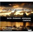 Bach, Telemann, Hoffmann: Cantatas (2014)