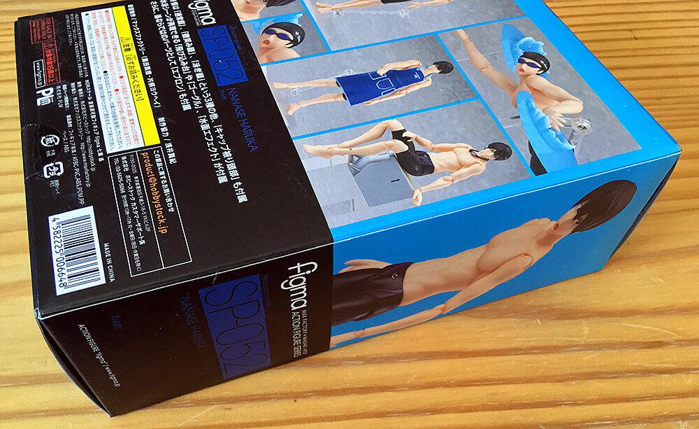 Figma SP-052 SP-052 SP-052  Nanase Haruka by Max Factory (Free  Iwatobi Swim Club) 1f01b8