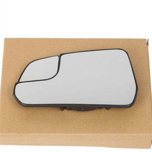 Left Side Door Wing Mirror Glass For FORD Mustang 15-18 NA USA Only No Heating