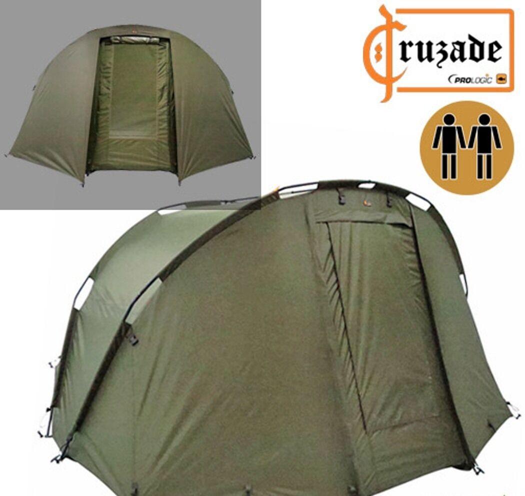 Prologic cruzade Bivvy + emballage volaille pièces Carpfishing Tent Angler