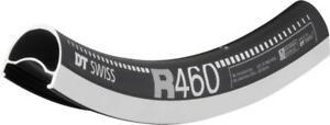 DT-Swiss-R-460-700c-Tubeless-Ready-Road-Rim-28h-Black
