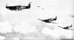 6x4-Gloss-Photo-ww507F-World-War-2-Pictures-Spitfire-spt7
