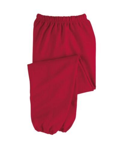 Sweatpants Jerzees Heavy-Weight Pocket Super sweat Many Colors Sizes SM Thru 3XL