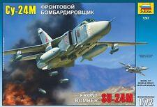 "ZVEZDA 7267 Model Kit /""Front Bomber SU-27M /""FENCER D/"""