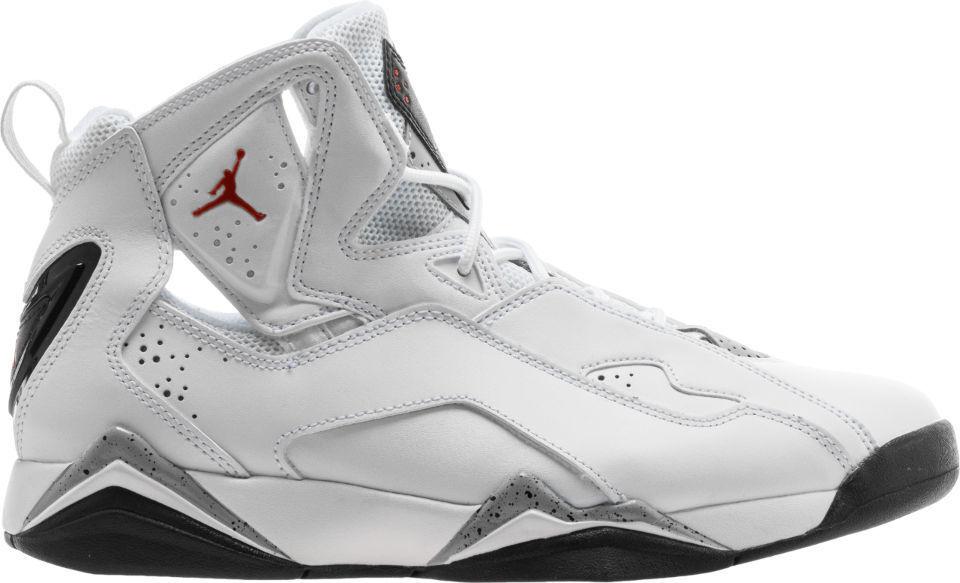 Jordan True Flight 342964-104  Men's Basketball shoes