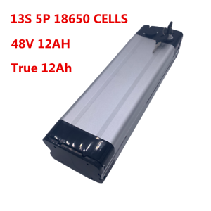 EBIKE BATTERY 48V 12AH Li-ion Lithium Charger Rechargeable Electric Scooters BMS
