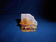GINGY GINGER BREAD MAN SHREK 4 Small Plastic Figurine KINDER SURPRISE DreamWorks