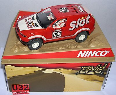 "Spielzeug Mb Supplement The Vital Energy And Nourish Yin Elektrisches Spielzeug Competent Ninco 50361 Slot Car Bmw X5 ""plus Slot"" 2003 Lted.ed"