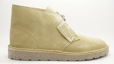 CLARKS DESERT AERIAL MENS CASUAL ANKLE BOOTS SHOES STYLE DESERT AERIAL-06401