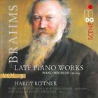 Brahms, Vol. 3: Late Piano Works Super Audio Hybrid CD (CD, May-2011, MDG)