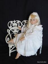 """Retired Hildegard Gunzel ~ 1991 Heide ~ 26"""" Vinyl Doll with a Slight Makeover"""