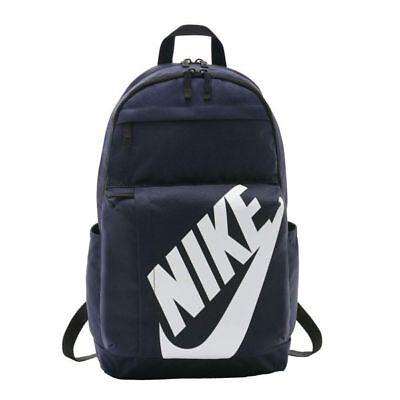 Nike Herren Sport Fitness Freizeit Rucksack Element BackPack Big Logo BA5381 Neu | eBay