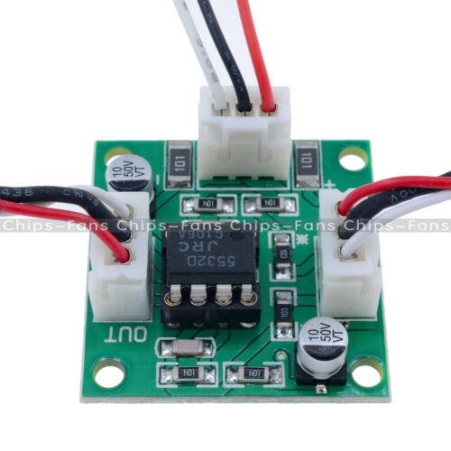 NE5532 Op-Amp preamplificatore audio HiFi Preamplificatore Dual Board per BLUETOOTH pre-amp CF