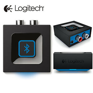 logitech bluetooth audio wireless speaker adapter receiver. Black Bedroom Furniture Sets. Home Design Ideas