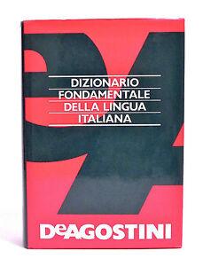 DIZIONARIO-FONDAMENTALE-DELLA-LINGUA-ITALIANA-SANDRON-DE-AGOSTINI-1982