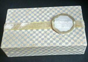 Ancienne-boite-vide-de-Parfum-Rouge-a-levres-ECUSSON-de-Jean-D-039-Albret-antic-box