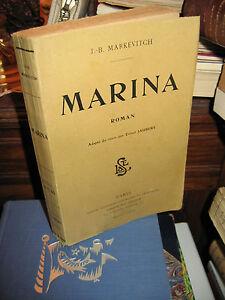 JB-Markevitch-Roman-MARINA-chez-Ollendorff-1910-Dedicace