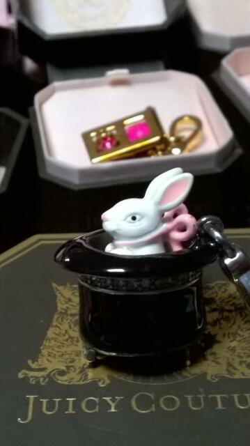 Kanahei Magician Top Hat Bag Charm Chicken Bunny Plush Chain
