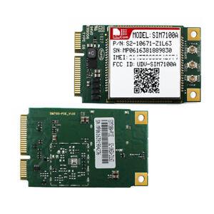 Original SIM7100A Glonass GNSS module 4G module B2 B4 B5 B17 American LTE module