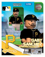 Gaby Sanchez Oyo Pittsburgh Pirates Mlb Figure G4