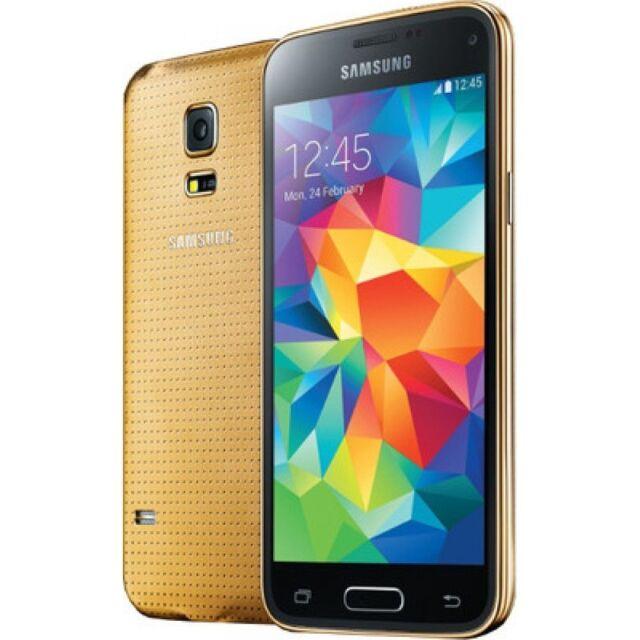 Samsung Galaxy S5 SM-G900F - 16GB - Copper Gold (Ohne ...