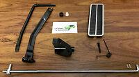 Camaro Nova Gas Pedal Kit With Throttle Linkage 12pc V8 Accelerator Kit
