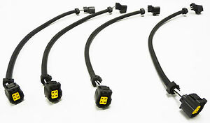 Wiring Harness For Medicine together with 2 Pin Connector Ebay besides Removal 799 as well Bbk O2 Wire Harness Extension Kit Front Pair together with 181921882712. on oxygen sensor extension harness