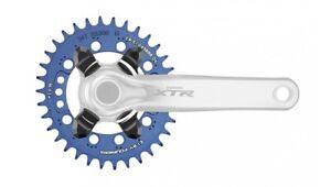 FOURIERS Oval Chainring Mountain Bike MTB Chainwheel for Shimano XTR M9000 M9020