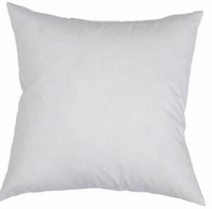 1 Cushion Insert 40cm X 40cm Inserts Australian Made Quality Fibre Thicker Outer